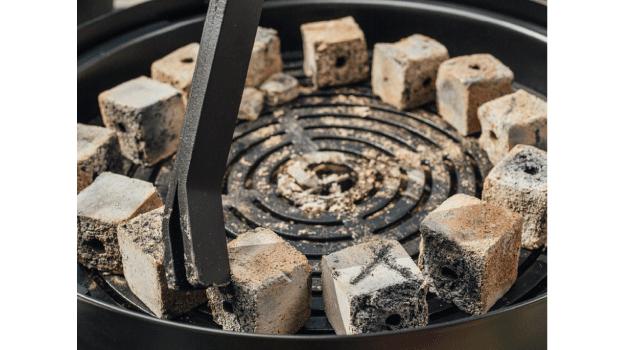briquettes noix de coco